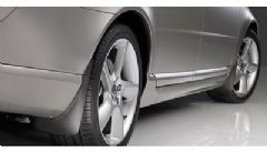 Genuine Volvo V70 (14-) Rear Mud Flaps / Guards